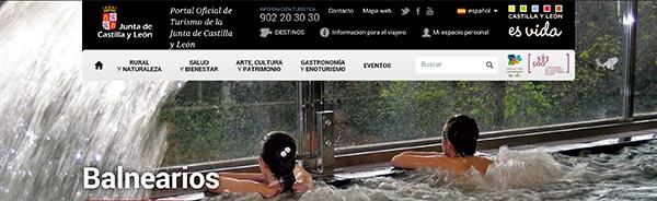 Nuevo portal turístico para Castilla y León