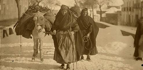 El desconocido arte fotográfico de Pérez Rioja, en el Archivo Histórico provincial