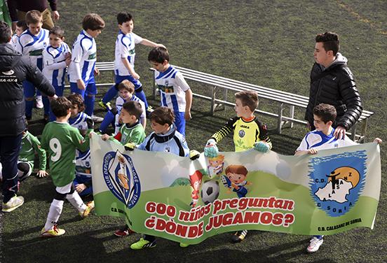 La Junta aporta 50.000 euros para el nuevo campo de fútbol