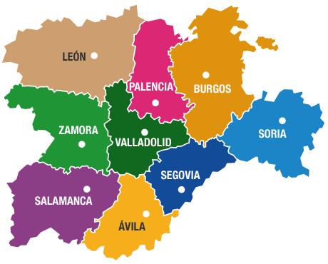 Castilla y le n sexta autonom a menos endeudada de espa a for Oficina turismo castilla y leon