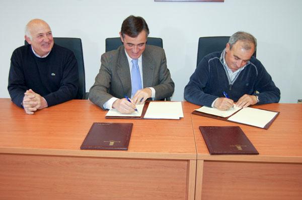 Cerca de 600.000 euros ha invertido la Diputación provincial en Tierras Altas