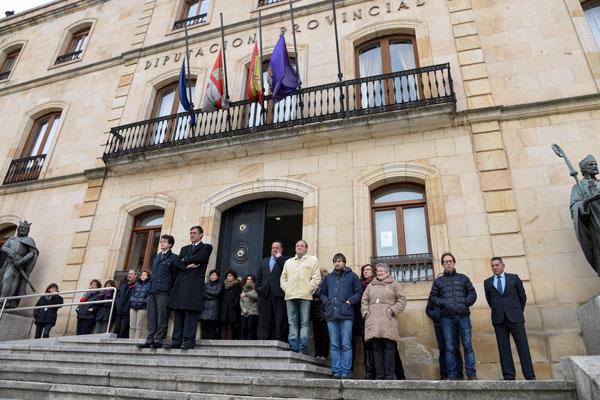 El Ayuntamiento burgense asume las gestiones del traslado del padre de la víctima soriana del accidente aéreo