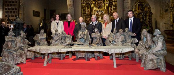"""La exposición """"Escultura religiosa. Venancio Blanco"""" suma a Las Edades del Hombre"""