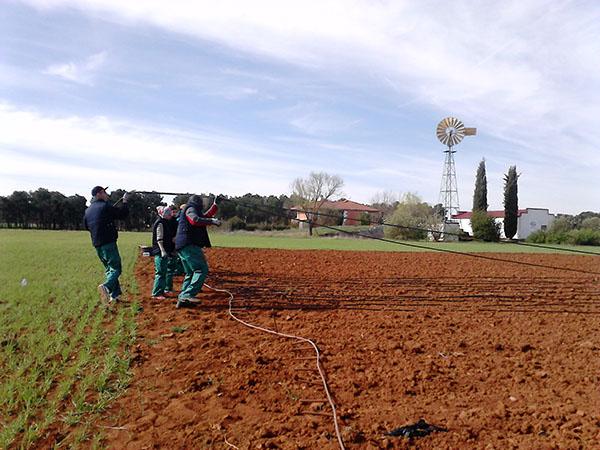 Huertos de Soria, seleccionada por el Magrama para la Expo de Milán