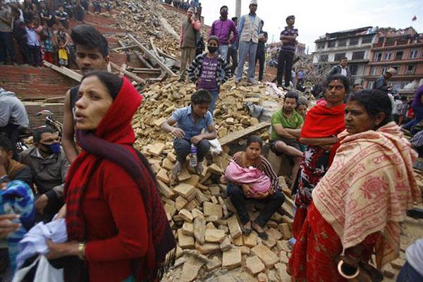 Cruz Roja Soria canaliza la solidaridad de los sorianos con los afectados por el terremoto de Nepal