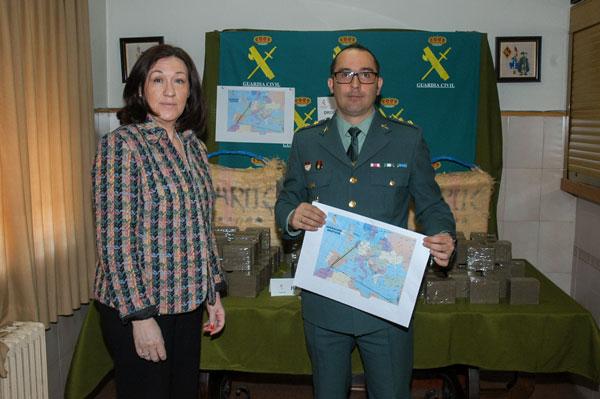 La Guardia Civil desmantela una organización que se dedicaba a regularizar inmigrantes ilegales en Soria