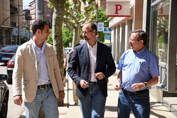 Fuentes garantiza que si gobiernan se mantendrán los actuales municipios