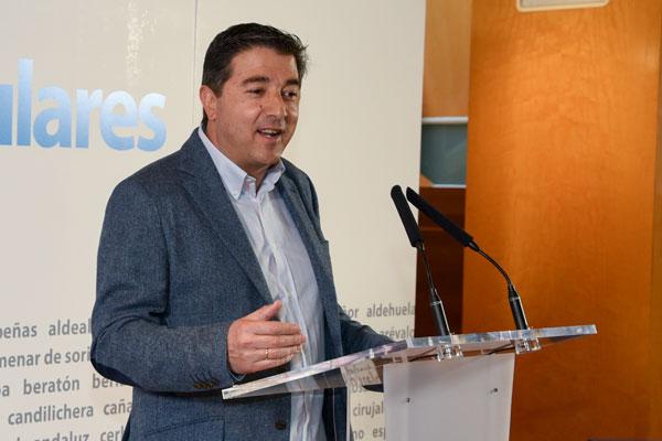 El PP quiere pactar con Ciudadanos la gobernabilidad de la Diputación