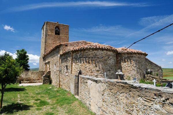 La Junta licita la restauración de la iglesia románica de Cerbón