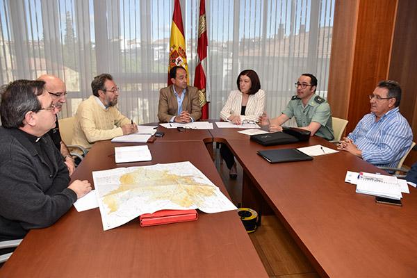 Las administraciones impulsan medidas para frenar los expolios en la provincia