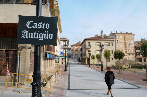 Más de doscientos mil euros para una plaza nueva en Ólvega