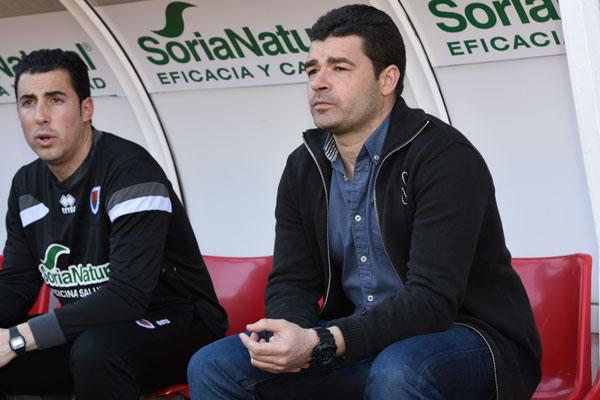 Manolo Cano se desvincula del Numancia y ficha por el Guadalajara