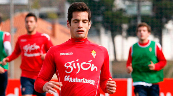El defensa Pedro Orfila, tercer fichaje del Numancia 2015-2016