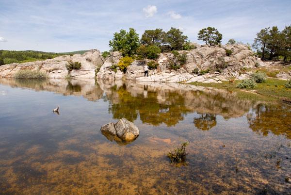 Soria tiene cuatro zonas de ba o y 40 piscinas al aire libre for Piscinas soria