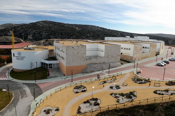 El campus cient fico universidad de valladolid abre una for Caja laboral valladolid oficinas