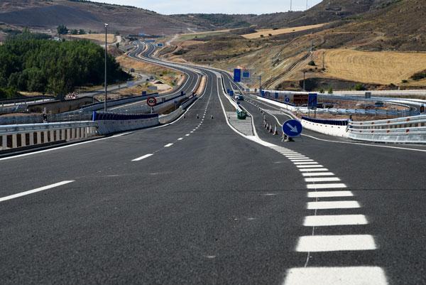 Soria-Madrid: de un tirón por autovía