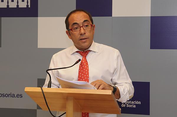 Diputación aprueba cuatro obras que suman más de 100.000 euros