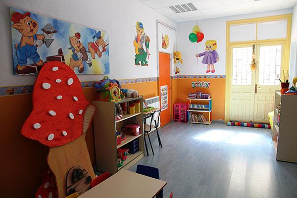 El Sagrado Corazón abre este curso escuela infantil de primer ciclo