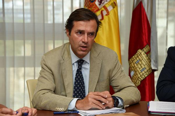La Junta cerrará el hermanamiento de Soria con Alba en 2016