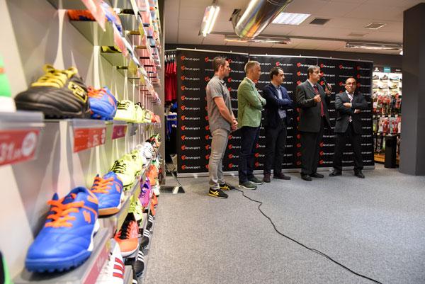 Fórum Sport se presenta a la Soria deportiva