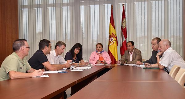 La Junta ya ha retirado 24.118 carpas muertas de la Cuerda del Pozo