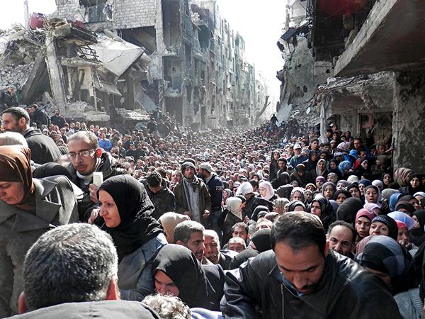 Ciudadanos pide al Ayuntamiento que elabore un programa de acogida de refugiados sirios