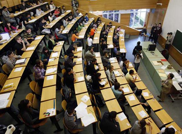 867 estudiantes de la UVa se examinan de la PAU