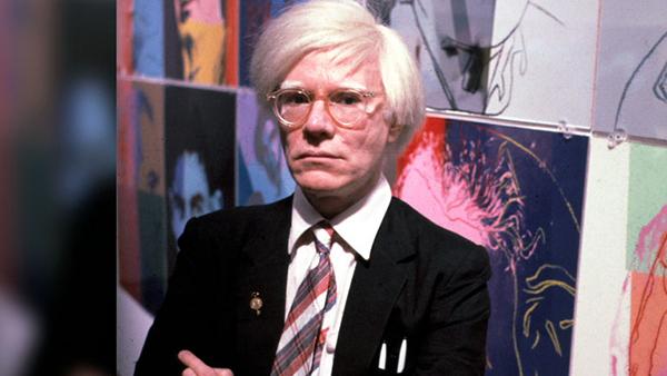 Presentación de la exposición de Andy Warhol