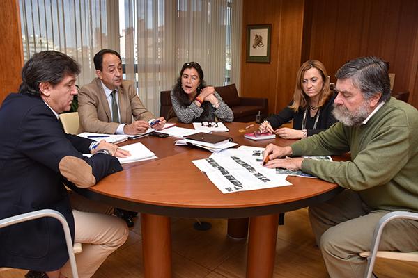 La Junta restaurará el tajamar del puente medieval de Andaluz