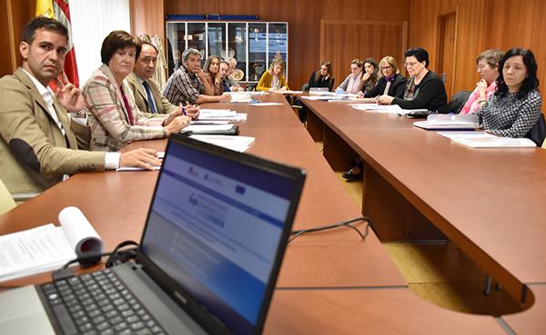 La Junta presenta a empresas y entidades de Soria el programa 'IOEMPRESAS'