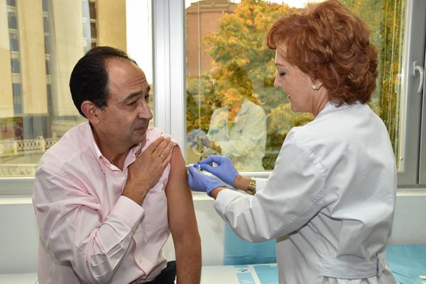 Soria cuenta con 26.000 vacunas contra la gripe