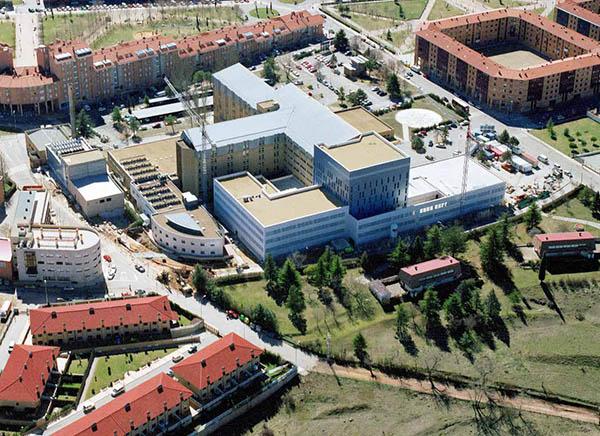La segunda fase de las obras del hospital Santa Bárbara se licitará en 2016
