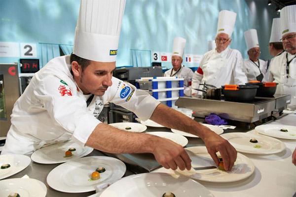 Castilla y León acoge la celebración del Campeonato nacional de cocina Bocuse D'Or 2015