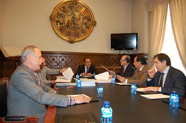 Diputación sigue en el consorcio de la CMA pero pide más compromisos a la Junta