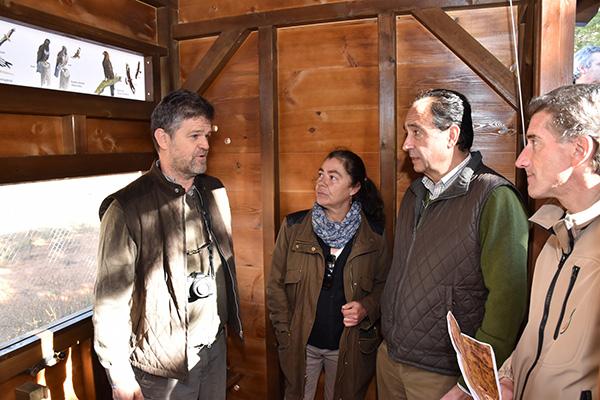 La Junta concluye la construcción del muladar en Berlanga de Duero
