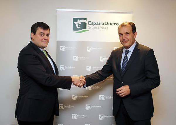 EspañaDuero renueva un convenio con CECAP para apoyar la formación continua