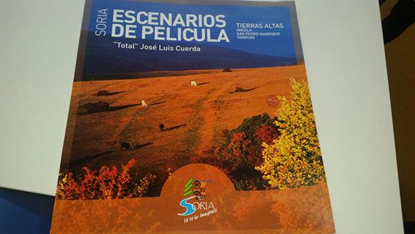 """""""Total"""", una ruta turístico-cinéfila por Tierras Altas, se presenta en INTUR"""
