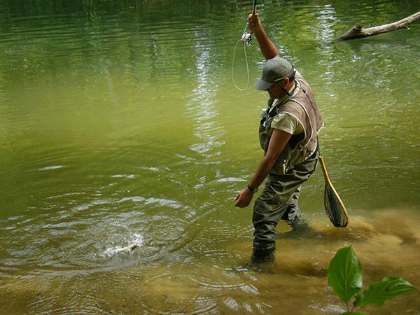 Abierto el plazo para solicitar los permisos de los cotos de pesca