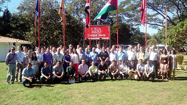 El Céder de Lubia participa en Costa Rica en Congreso Iberoamericano sobre Microrredes