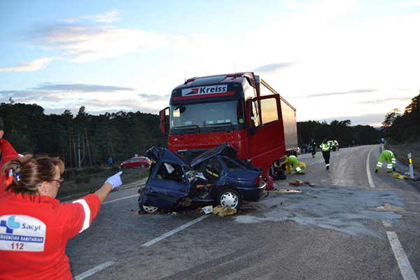 El Temeroso y el tramo entre Navaleno-San Leonardo continúan siendo los más peligrosos en carreteras sorianas