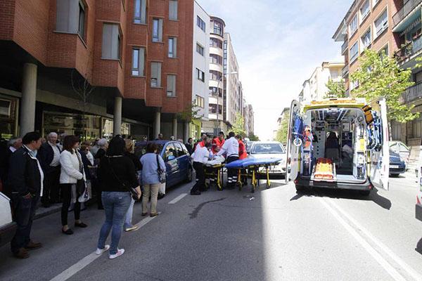 Ocho peatones fallecieron entre 2011 2015 en soria - Jefatura provincial de trafico de cantabria ...