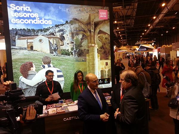 Castilla y León cerró en 2015 su mejor año turístico