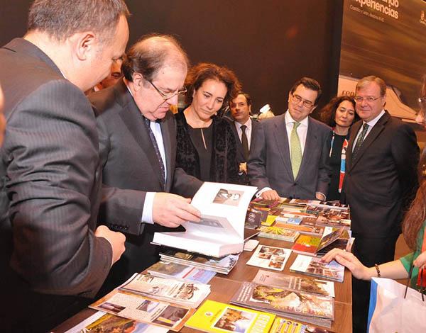 La Junta incrementa un 40 por ciento sus contactos comerciales en FITUR 2016