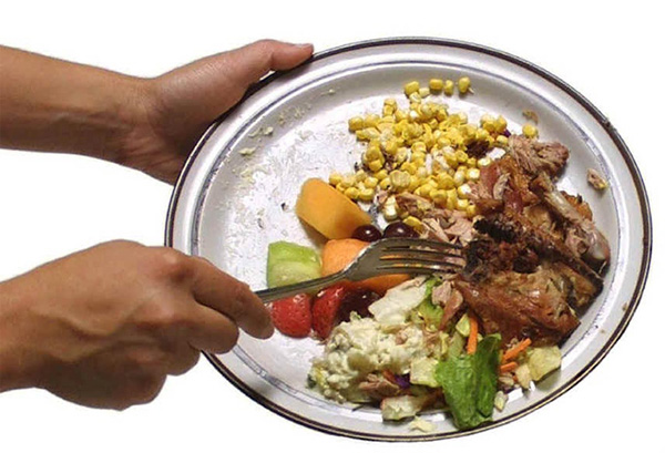 Los castellano-leoneses podrían ahorrar 500 euros anuales si evitasen tirar el desperdicio de los alimentos