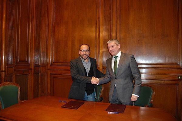 Caja EspañaDuero se suma al convenio para fomentar la incorporación de jóvenes al sector agrario
