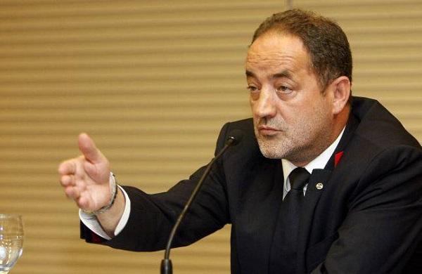 El empresario Agapito Iglesias, condenado a cuatro años de cárcel por el caso Plaza