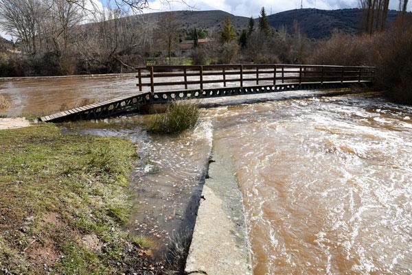La CHD confirma que el río Duero tiende a la normalidad
