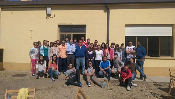 La Diputación imparte un curso de monitor de tiempo libre