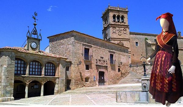 La Diputación reabre los museos de Morón de Almazán y Cuevas de Soria