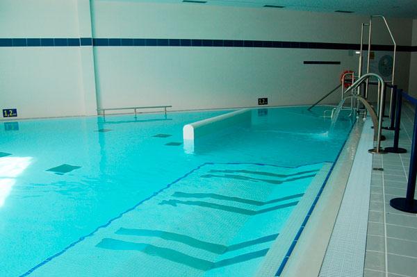 La nueva piscina de la juventud ya est aqu for Piscinas soria
